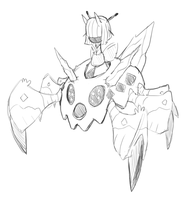 Froslass Evolution Thingy Sketch