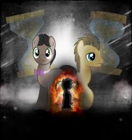 Day of the Doctor (Whooves that Is) [No Text] by sitrirokoia