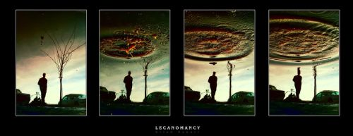 Lecanomancy by gilad