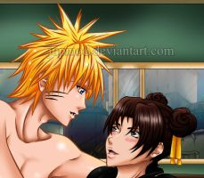 NaruTen: UL - First Time Together by JuPMod