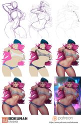 Poison step by step by bokuman