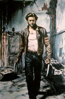 Wolverine finished by AngelicRaeven