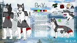Brixii reference sheet NEW by TOPAZxWOLF