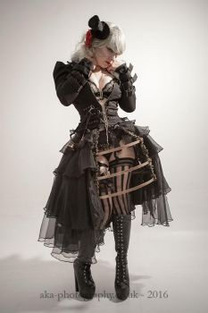 Steampunk by aka-photography-uk