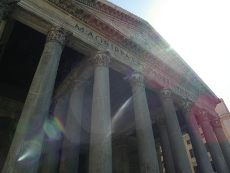 The Pantheon 2 by foto-ragazza14