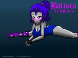 Ballora Wallpaper  by zachthehedgehog97-2