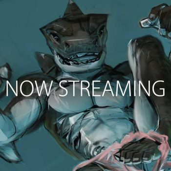 Now Streaming! by jonathanvair