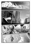 Spider-Man Comic Series by TFGuillen