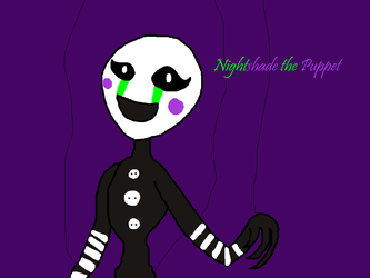 Nightshade the Puppet by Foziz105