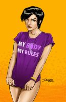 My Body My Rules by DaggerPoint
