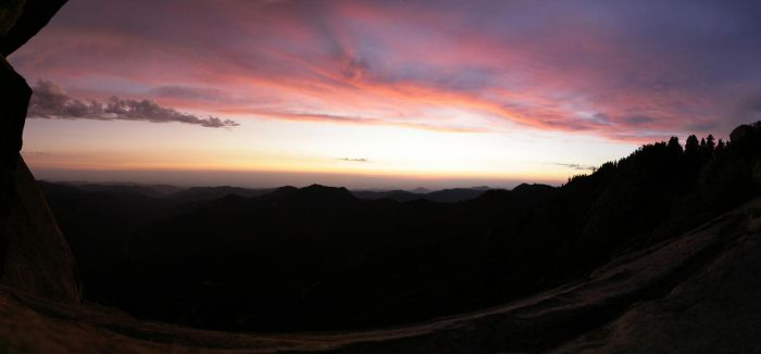 Moro Rock Pano by ochristi