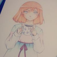 Hot Chocolate Drink~~ by thumbelin0811