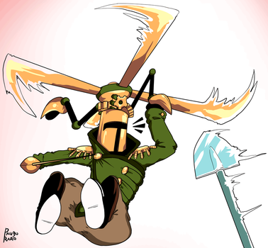 Propeller Knight by PangoRadio
