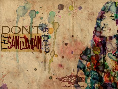 Don't Stop The Sandman by sithstemple