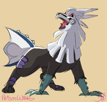 Silvally by PrismWing