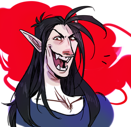 *EVIL LAUGHTER* by Risto-licious