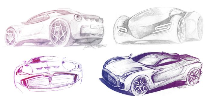 Concepts by HorcikDesigns