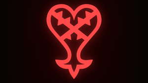 Kingdom Hearts - Heartless Wallpaper by abluescarab