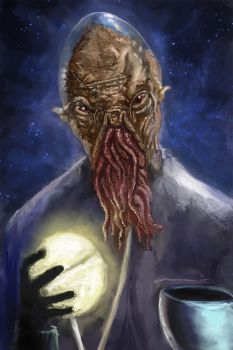One Ood Dude by munkierevolution