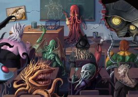 Tentacle Revisited