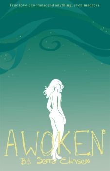 Awoken Book cover submission by Jellyfish-Station