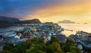 Aalesund by dead-star