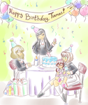 Tamae's Birthday Surprise-Conclusion! by RFSwitched