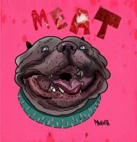 Meat Head by Makinita