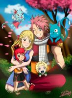 Dragneel Family 2 by T...