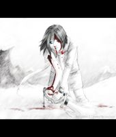 Blood Stained Snow by Ashwings