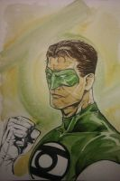 Green Lantern by JoeyLeeCabral