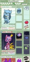 PMD-H app Team soulHeart by emeraldcheetah