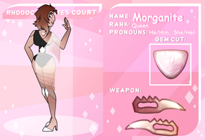 [RC] Morganite - Queen by ASTRAprojection