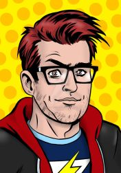 Mike Allred sean by Needham-Comics