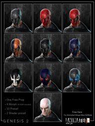 Animated Shape Mask by 6and6