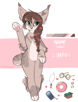 lynx adopt OPEN (reduced price) by hellokiru