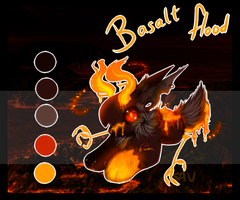 .:closed:. MUTATION JR Basalt Flood Auction by PlXlEDUST