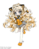 Seeu! (Color) by trelliah