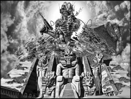 Powerslave / Somewhere in time by LiveInPix