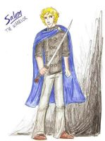 The Warrior by Forever-Sam
