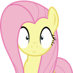 Fluttershy Hypnotized by Uponia