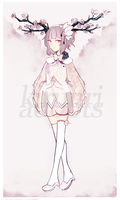 - CLOSED - Adopt 1 by Kiruuri-adopts