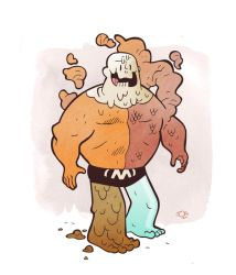 Metamorpho by CalamityJon