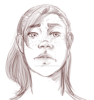 old face practice by amporastuck