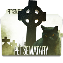 Pet Sematary (1989) by wildermike