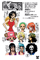 One Piece : Transgender by chiyomaru