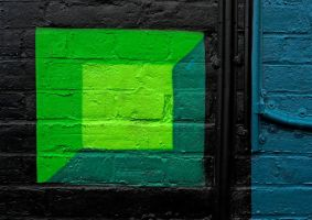 green square by awjay