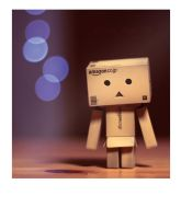 Danbo by Sam-becomes-Sam123
