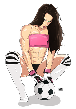 Sport Muscle by Mercalicious