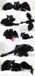 Toothless by MagnaStorm